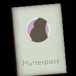 Mutterpasshülle kostenlos, geschenkt, zum Ausdrucken für den Mutterpass